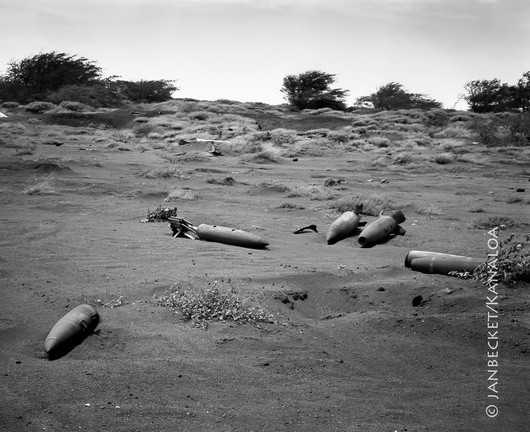 UXO at Kahoʻolawe, 1994